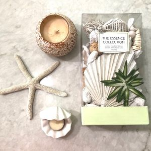 🏝 Pier 1 Coastal Theme Bundle 🐚
